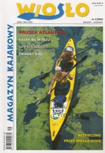 Okładka numeru 4/2003