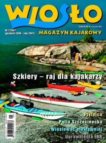 Okładka numeru 1/2007