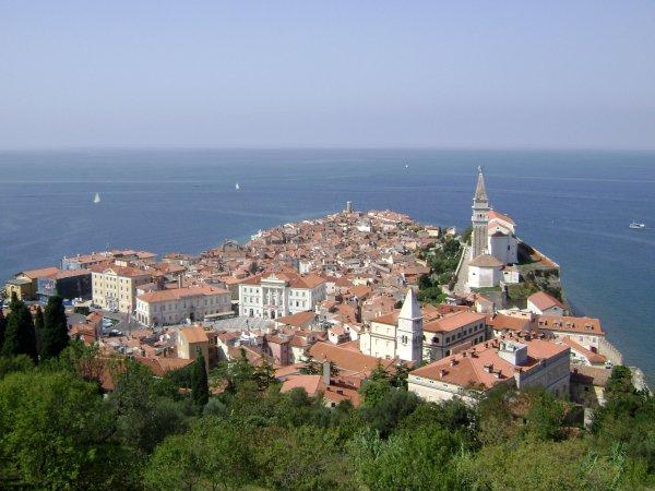 Wzdłuż wybrzeża Adriatyku