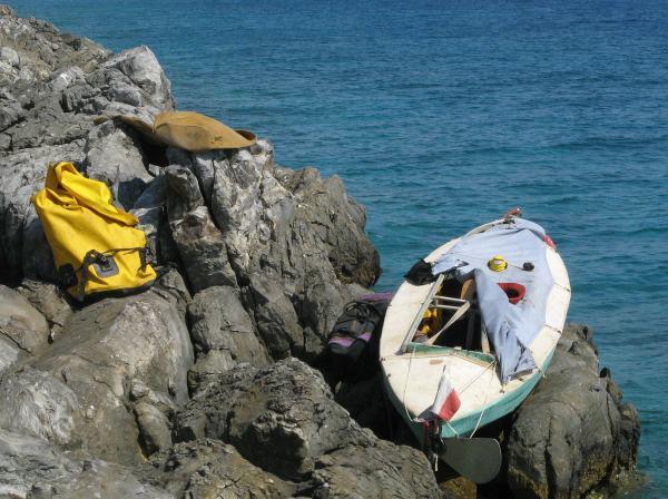 Morze Egejskie po raz trzeci. Część 1.