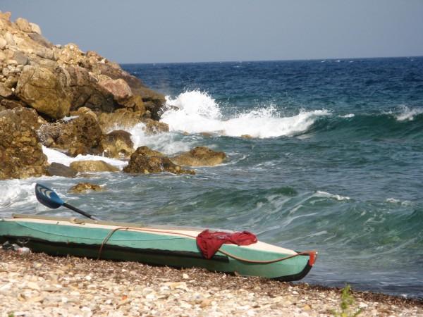 Morze Egejskie po raz trzeci. Część 2