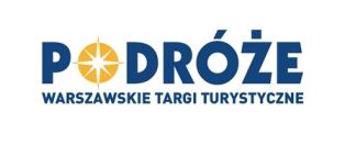 Logo Warszawskich Targów Turystycznych PODRÓŻE