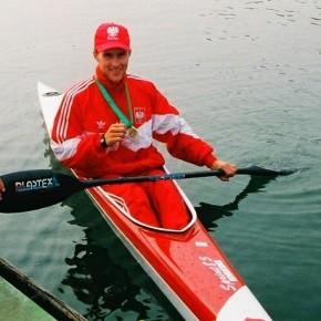 Medalista olimpijski Piotr Markiewicz