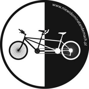 Logo Projektu Niewidomi na Tandemach