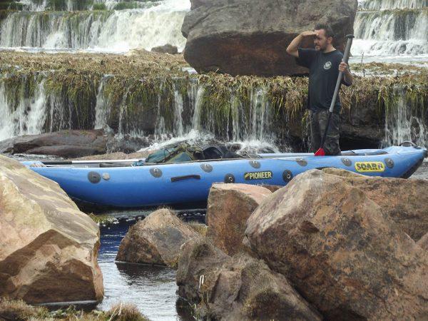 Na nieznanych wodach Chiribiquete (fot. Jaime Gomez)