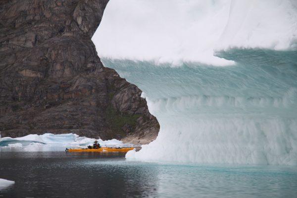 Przez lodowe fiordy do osad Inuitów