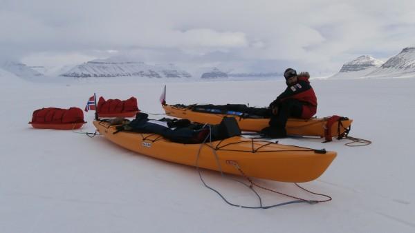 Wschodnie wybrzeże Svalbardu (fot. Norbert Pokorski)