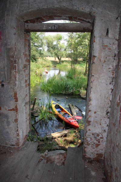 Młyn w Korablewie (fot. Tomasz Andrzej Krajewski)